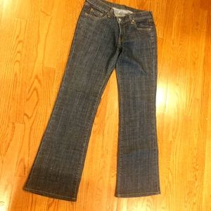 Relaxed 7 for all mankind Jeans Size 30